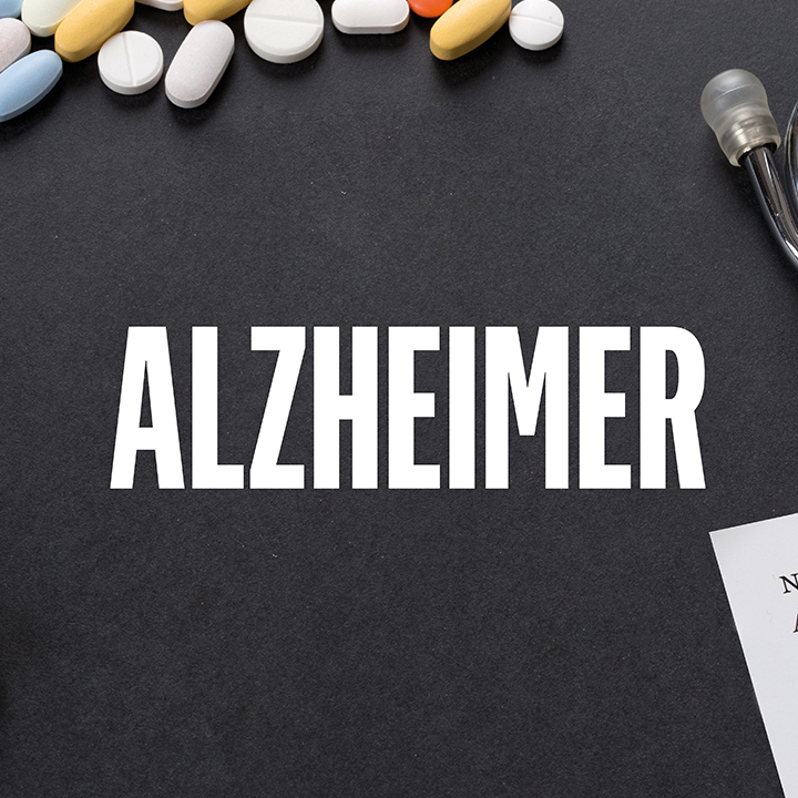 最も多いアルツハイマー型の症状と進行