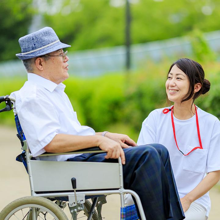 患者目線の看護を提供する